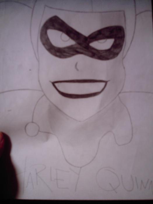 Harley Quinn by Kaykay0766